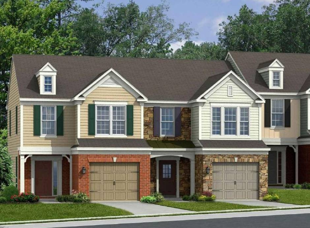 pulte plans townhomes near starmount south blvd